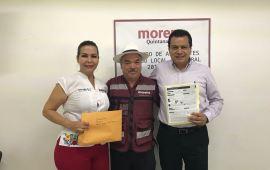 """Arturo Castro logra el apoyo de los """"votos"""" de MORENA, para quedarse con la candidatura en Playa"""