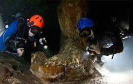 Otro hallazgo histórico en Tulum: encuentran la cueva inundada más grande del mundo