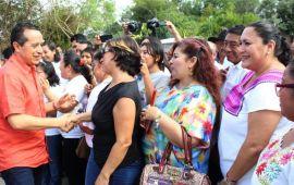 Más de 23 mil mujeres atendidas en programas de empleo, becas para el trabajo, centros de intermediación laboral y en talleres de buscadores de empleo: Carlos Joaquín