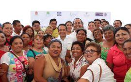 Quintana Roo cuenta con un presupuesto con enfoque de género del orden de los ocho mil 740 millones 274 mil 172 pesos: Carlos Joaquín