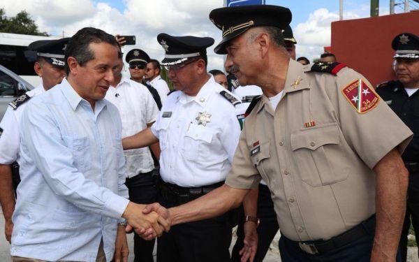 Con trabajo coordinado entre los empresarios, los ayuntamientos y el Gobierno del Estado es posible lograr la paz y la tranquilidad: Carlos Joaquín