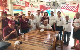Morenistas de IM no quieren al borgismo; apoyan a Roberto Martínez