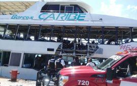 PGR y FBI investigan atentado contra Barcos Caribe por presencia de padre de Borge: Reforma