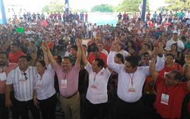 Ratifican a Martín de la Cruz como candidato priista para Solidaridad