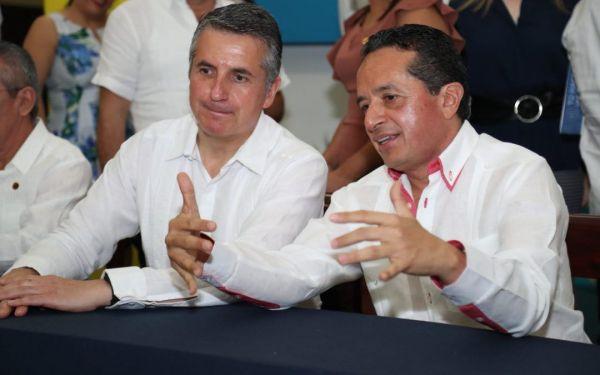 Instala el gobernador Carlos Joaquín el Comité Estatal de Información Estadística y Geográfica de Quintana Roo