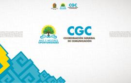 Anuncia el gobernador Carlos Joaquín cambios en su personal staff