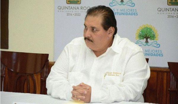 Fiscalía quiere a Borge en Quintana Roo