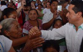 Con proyectos productivos contribuimos al desarrollo social de las comunidades rurales e indígenas de Quintana Roo