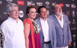 Más de 50 países siguieron en la Riviera Maya, a través de TNT, la gala de los Premios Platino