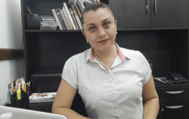 Claudia Carrillo, nueva magistrada del Teqroo