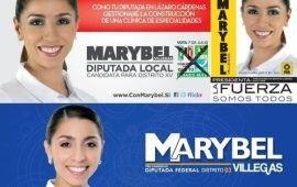 Marybel asombra a México…por la cantidad de partidos en los que militó