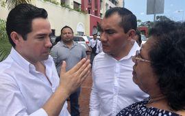 """Inscribe Frente a """"Juanito"""" en Cancún"""
