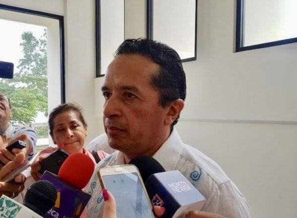 """""""Hay que escuchar a los empleados"""", dice Carlos Joaquín sobre conflicto en la Fiscalía"""