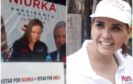 """""""Se fue a llorar con su 'papá' para que me obligue a bajar mi propaganda"""", Niurka a Mara"""