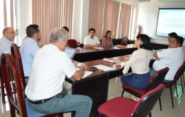 Instala la Sedetus el Subcomité de Vivienda e Infraestructura Vial Urbana para el Fondo de Desastres Naturales