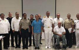 Garantizan seguridad en jornada electoral | Gobernador instala grupo de coordinación permanente