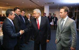 """""""Hay disposición de fortalecer la coordinación con AMLO"""": gobernador"""