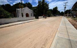 """Por el programa """"300 Pueblos"""", Gobierno invierte más de 100 MDP en el sur y zona maya"""