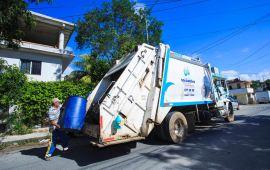 Optimiza Gobierno de Solidaridad servicio de recoja de basura