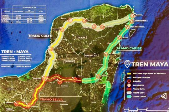 CPTM no quiere aportar para Tren Maya, pero dilapida sus recursos, según informe de la ASF