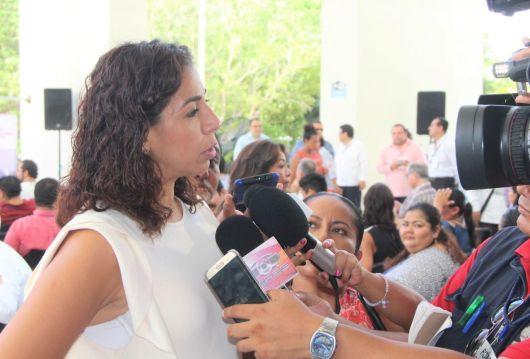 Creará AMLO policía especial para QRoo, asegura Marybel Villegas