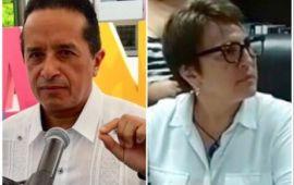 """CJ dice que va Mando Único, pero Laura insiste: """"Sigo la instrucción de Durazo"""""""