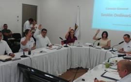 PES y Panal pierden registro ante el Ieqroo