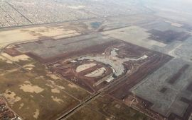 En QR habrá 18 mesas para la consulta sobre aeropuerto de Texcoco