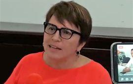 """Laura no está de acuerdo con el """"enlace"""" que le propuso Segob; hizo contrapropuesta"""