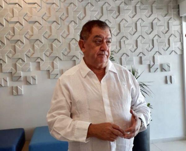Apoya José Chapur plan de seguridad de AMLO y Mando Único en Cancún