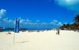 Mañana levantan Blue Flag en Cancún; hoy, un muerto en Playa Langostas