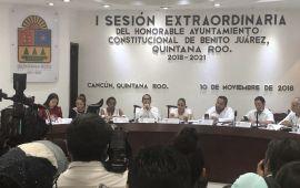 No se cobrará Derecho de Saneamiento en Cancún, por el momento