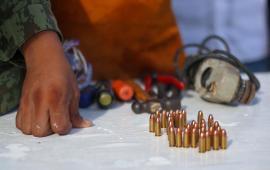 Programa de canje de armas en Cozumel