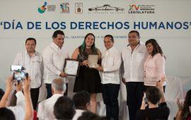 Llama Congreso a autoridades y sociedad, a luchar juntos por un Quintana Roo libre de violencia