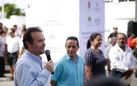 Arranca rehabilitación de 54 parques públicos de Cozumel