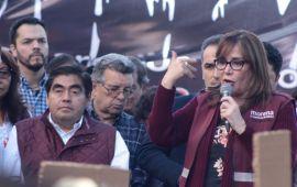 PARA TOMAR NOTA EN QR | En Puebla, MORENA exige a sus alcaldes no hablar con la gobernadora del PAN