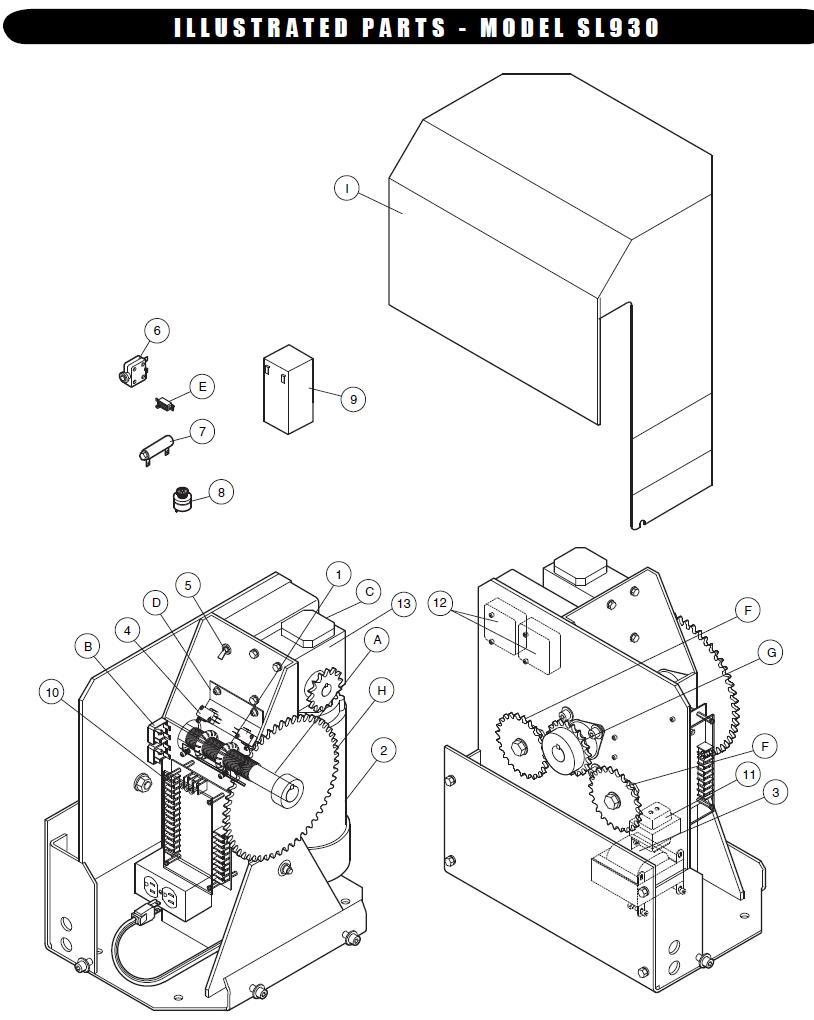 medium resolution of liftmaster gate openner schematics wiring diagram toolbox liftmaster gate openner schematics