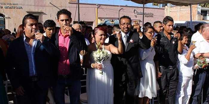 Matrimonios gratuitos