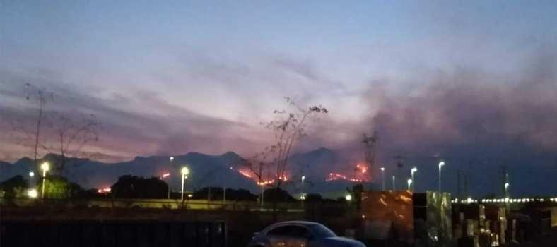 incendio cerro