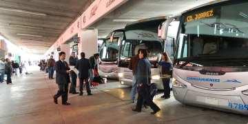 centrales de autobuses