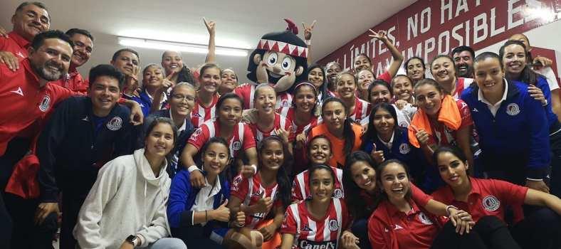 Atlético San Luis femenil