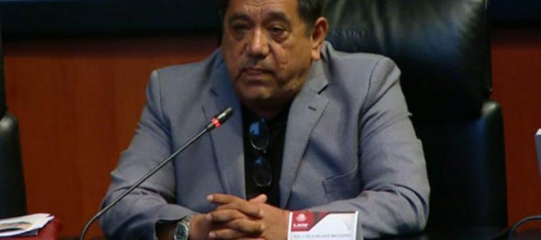 Félix Salgado Macedonio