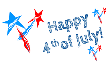 Happy 4th of July! — Come by Before We Close for the Weekend!