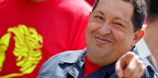 Hugo Chavez jefe de la Revolución Bolivariana