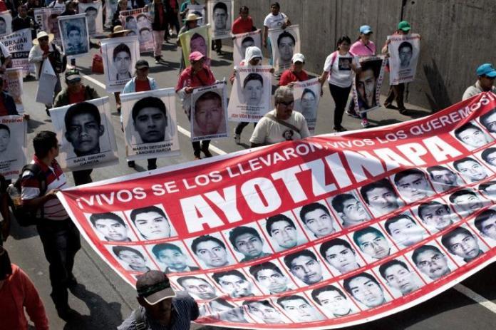 Genocidio en Mexico