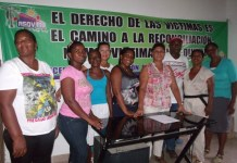 Victimas de La Chinita