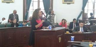 Nancy Patricia Gutierrez.