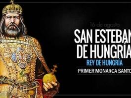 San Esteban de Hungria