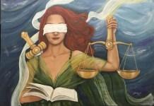 La justicia es ciega