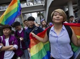 Marcha del Orgullo Gay en China